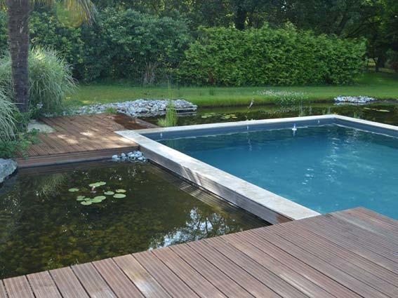 Piscine naturelle concept bi eaux euro piscine services for Euro piscine