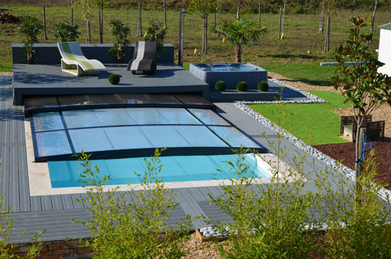 Piscine emission d co sur m6 pisciniste euro piscine for Construction piscine 35