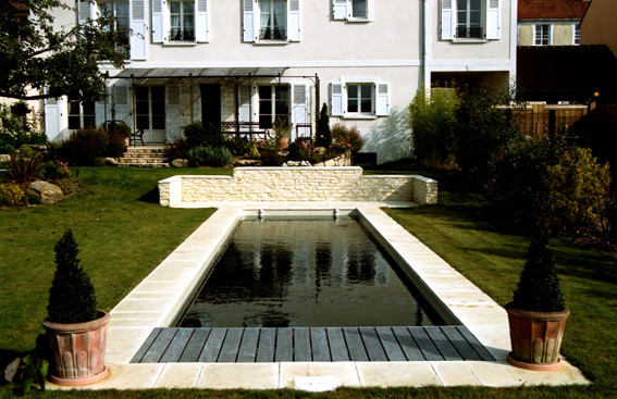 Couloir de nage euro piscine services for Liner de bassin