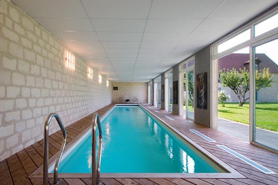 Couloir de nage euro piscine services for Piscine chambourcy