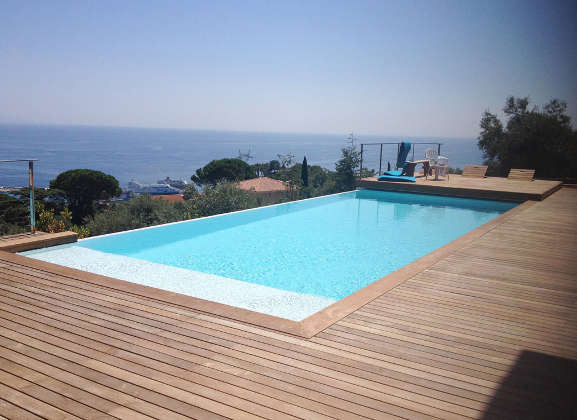 Photos de piscines pour vous inspirer id es am nagement euro piscine services for Idee piscine