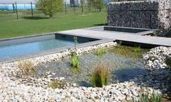Piscine naturelle concept bi eaux euro piscine services - Piscine bassin naturel tours ...
