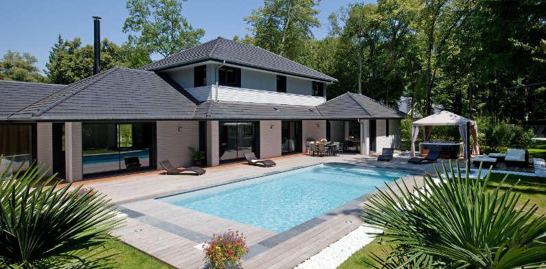 Prix de piscine enterree photos de conception de maison for Prix piscine 5x3