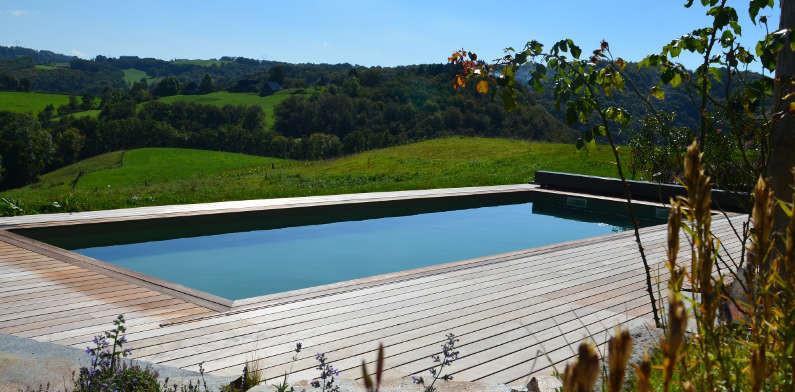 Piscine enterr e euro piscine services for Euro piscine