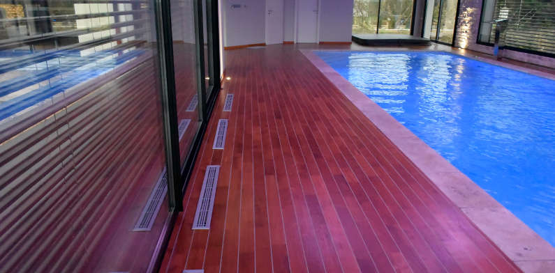D shumidification de piscines int rieures euro piscine for Piscine service
