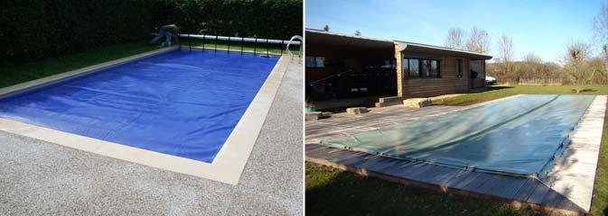 S curit piscines couvertures de piscine et volets de for Couverture pour piscine